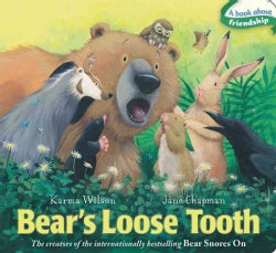 Bear's Loose Tooth (Board book)
