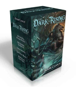 The Dark Is Rising Sequence: Over Sea, Under Stone / The Dark Is Rising / Greenwitch / The Grey King / Silver on ... (Hardcover)