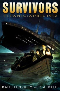 Titanic: April 1912 (Hardcover)