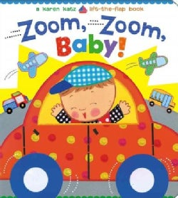 Zoom, Zoom, Baby! (Board book)