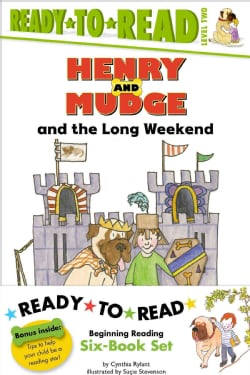 Henry and Mudge Ready-to-Read, Level 2: Henry and Mudge and the Long Weekend / Henry and Mudge and the Bedtime Th... (Paperback)