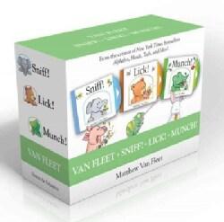 Van Fleet Sniff! Lick! Munch! (Hardcover)