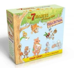 The 7 Habits of Happy Kids Collection (Hardcover)