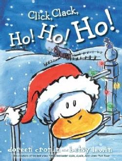 Click, Clack, Ho! Ho! Ho! (Hardcover)