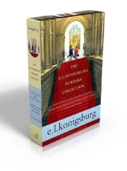The E. L. Konigsburg Newbery Collection: From the Mixed-up Files of Mrs. Basil E. Frankweiler/Jennifer, Hecate, M... (Paperback)
