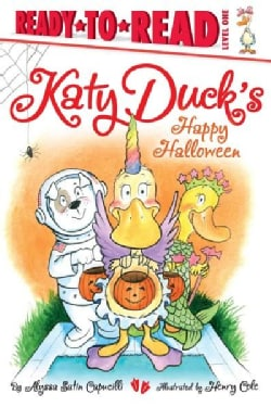 Katy Duck's Happy Halloween (Hardcover)