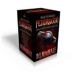 Pendragon Boxed Set: The Merchant of Death; the Lost City of Fear; the Never War; the Reality Bug; Black Water (Paperback)