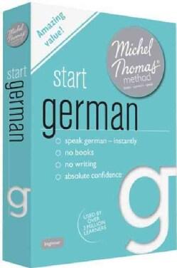Michel Thomas Method Start German: Beginner (CD-Audio)