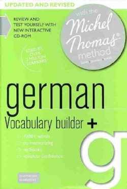 German Vocabulary Builder+: With the Michel Thomas Method