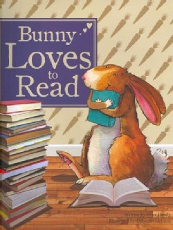 Bunny Loves to Read (Hardcover)