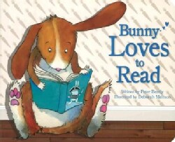 Bunny Loves to Read (Board book)