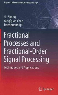 Fractional Processes and Fractional-Order Signal Processing: Techniques and Applications (Hardcover)
