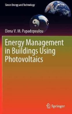 Energy Management in Buildings Using Photovoltaics (Hardcover)