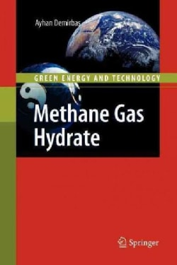 Methane Gas Hydrate (Paperback)