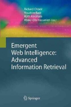 Emergent Web Intelligence: Advanced Information Retrieval (Paperback)