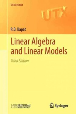 Linear Algebra and Linear Models (Paperback)