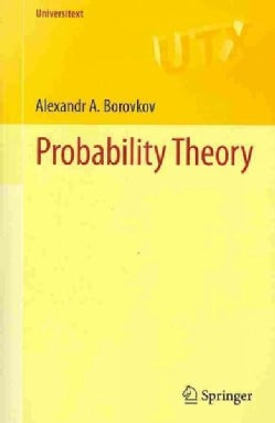 Probability Theory (Paperback)