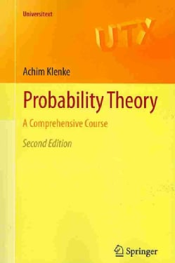 Probability Theory: A Comprehensive Course (Paperback)