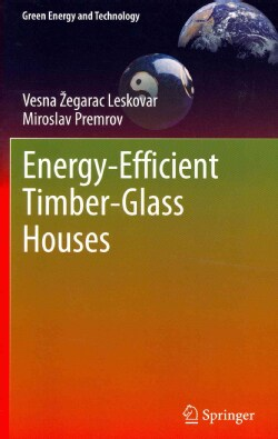 Energy-Efficient Timber-Glass Houses (Hardcover)