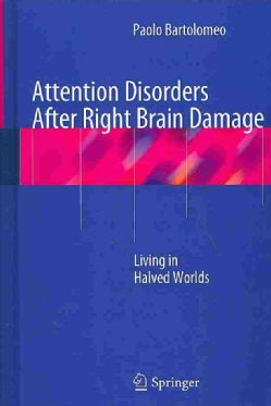 Attention Disorders After Right Brain Damage (Hardcover)
