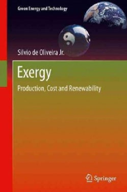 Exergy: Production, Cost and Renewability (Paperback)