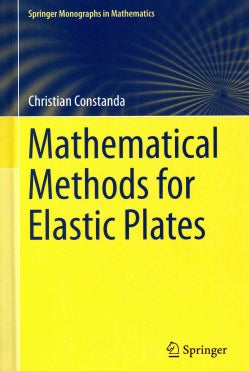 Mathematical Methods for Elastic Plates (Hardcover)