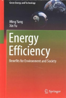Energy Efficiency: Benefits for Environment and Society (Hardcover)
