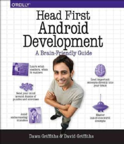 Head First Android Development (Paperback)