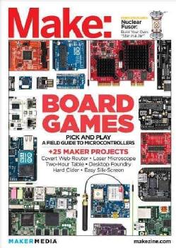 Make: Board Games (Paperback)