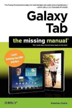 Galaxy Tab 2: The Missing Manual (Paperback)