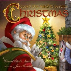Twas the Night Before Christmas (Board book)