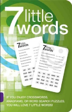 7 Little Words 2: 100 Puzzles (Paperback)