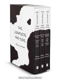 The Complete Far Side (Paperback)
