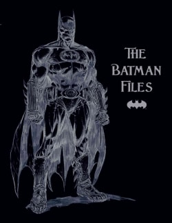 The Batman Files (Paperback)