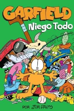 Garfield: Niego Todo (Paperback)