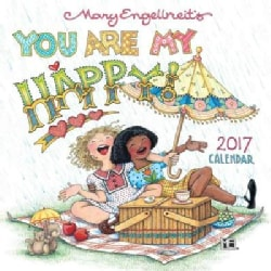 Mary Engelbreit 2017 Calendar: You Are My Happy! (Calendar)