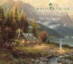 Thomas Kinkade Painter of Light 2017 Calendar (Calendar)