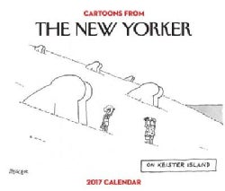 Cartoons from the New Yorker 2017 Calendar (Calendar)