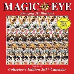 Magic Eye 2017 Calendar (Calendar)