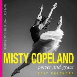 Misty Copeland 2017 Calendar (Calendar)