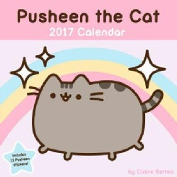 Pusheen the Cat 2017 Calendar (Calendar)