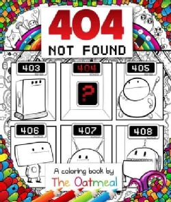 404 Not Found: A Coloring Book (Paperback)