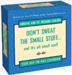 Don't Sweat the Small Stuff... 2018 Calendar (Calendar)