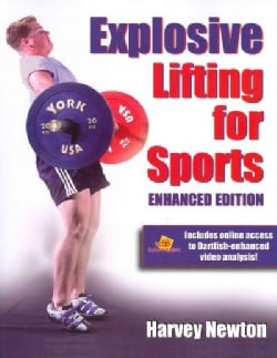 Explosive Lifting for Sports (Paperback)