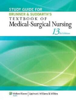 Brunner & Suddarth's Textbook of Medical-Surgical Nursing (Paperback)