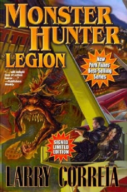 Monster Hunter Legion (Hardcover)