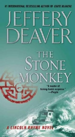 The Stone Monkey: A Lincoln Rhyme Novel (Paperback)