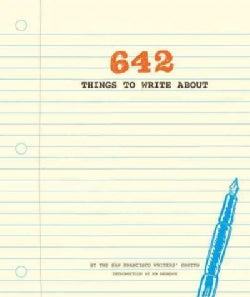 642 Things to Write Journal (Notebook / blank book)