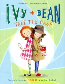 Ivy + Bean Take the Case (Hardcover)