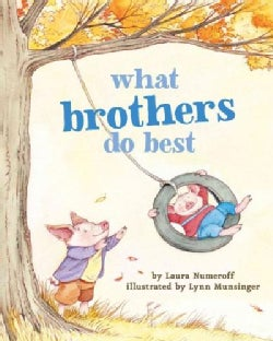 What Brothers Do Best (Board book)